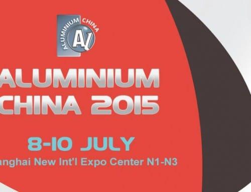 Aluminium China 2015: Feria de aluminio Shanghai