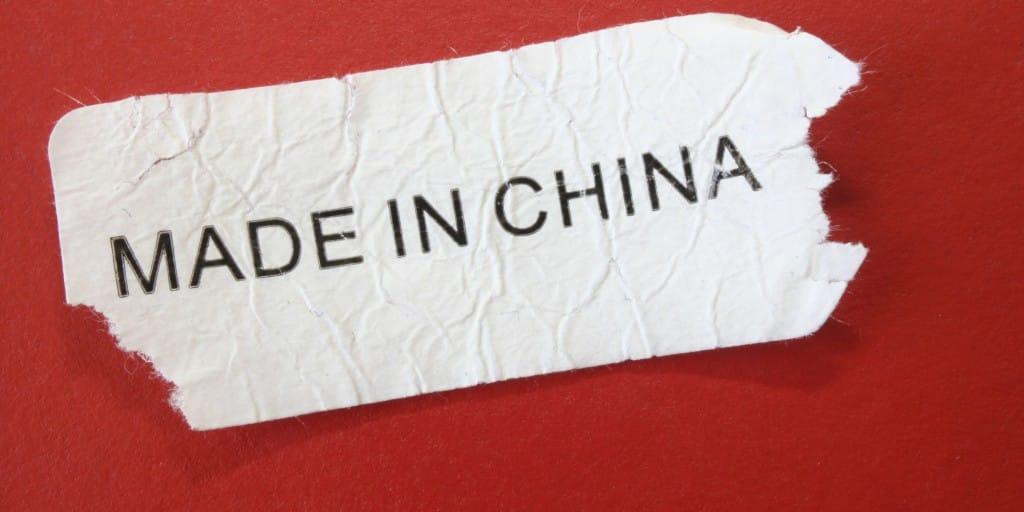 fabricado en china