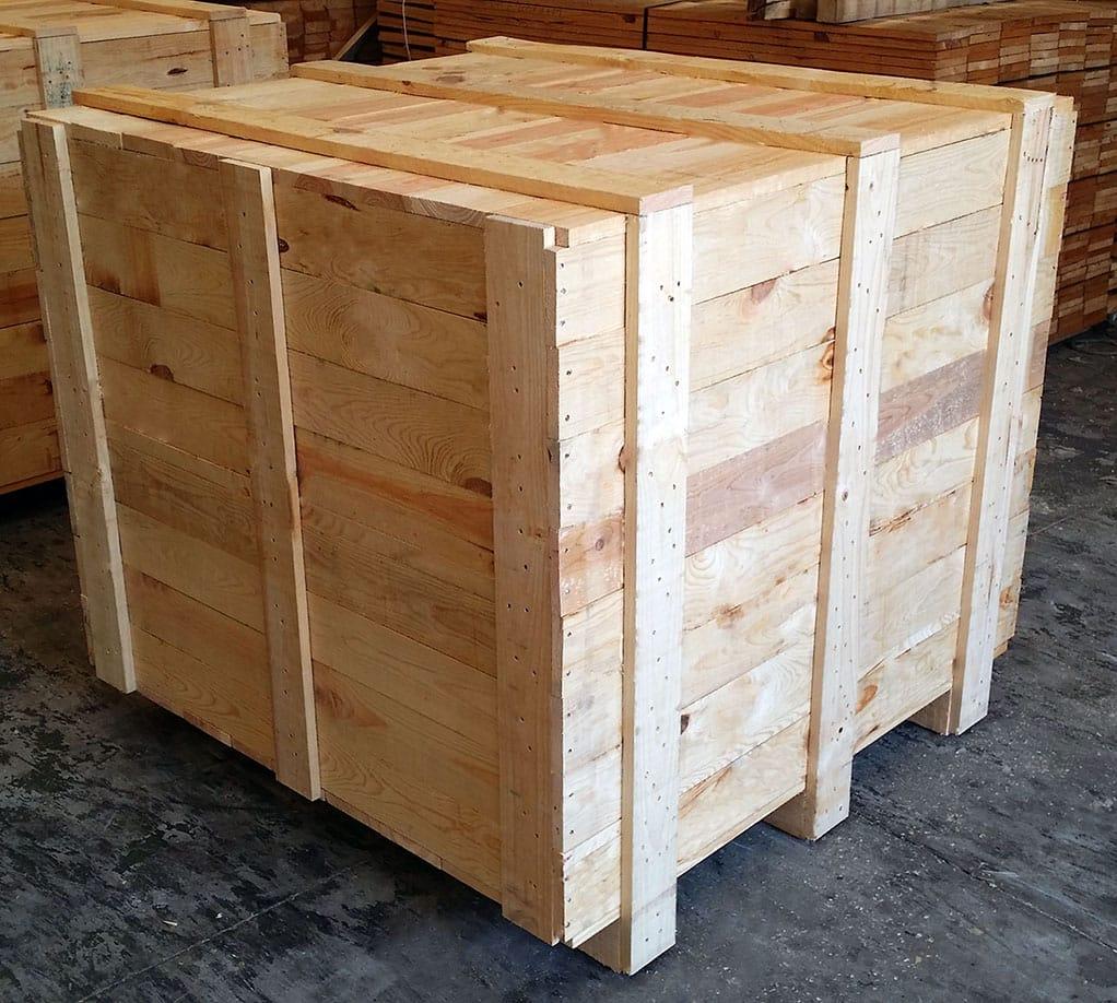 embalajes importación