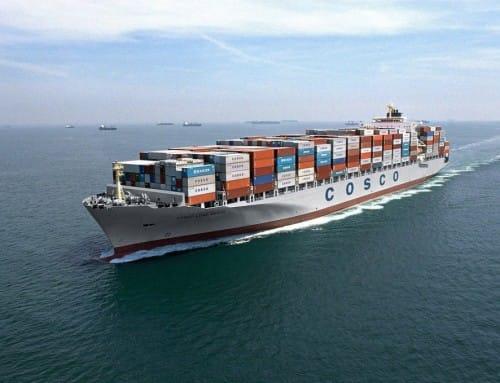 La evolución del precio en el flete marítimo en la importación desde China