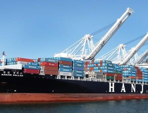 La quiebra de Hanjin Shipping