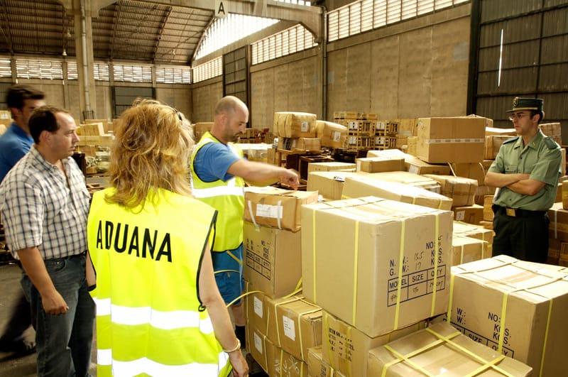 aduana importacion
